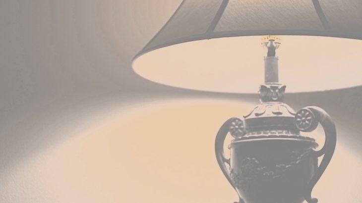 【一人暮らし女子必見】置くだけ!お部屋の雰囲気が変わるテーブルランプ