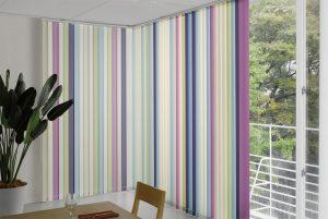 縦型ブラインドでお部屋の雰囲気を一新しよう♪