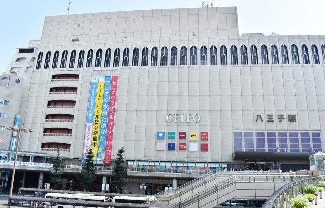 八王子駅で女性の一人暮らし情報!アクセス・治安・地震