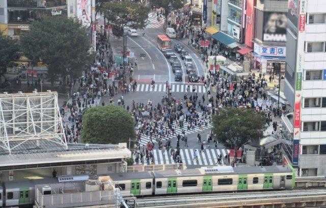 渋谷で女性の一人暮らし情報①アクセス・治安・地震