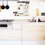 DIYで一人暮らしのキッチンをオシャレに使いやすく!収納力UP術を紹介