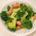 食費節約にブロッコリーを!副菜3品