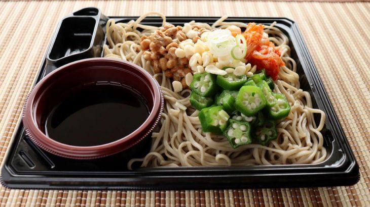 コンビニで買える食べ物だけで簡単時短レシピ!④ 夏バテにおすすめの料理