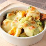 免疫力維持に◎ ビタミン豊富なブロッコリーと卵の「カレーマヨチーズ焼き」