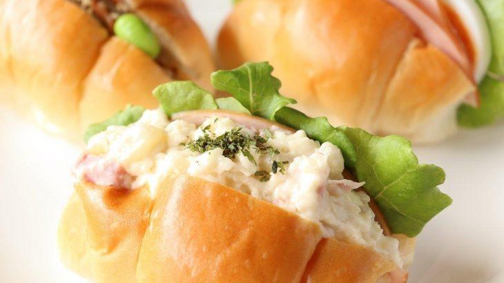 コンビニ食材を挟むだけ♪ かわいいサンドイッチ3種類