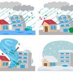 大雨・豪雨など風水害の恐ろしさを知って身を守ろう【一人暮らし女性の風水害対策①】
