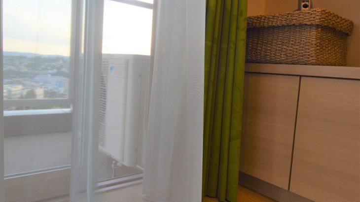 カーテンはお部屋の印象を決める大きなインテリア。機能性とデザインの両方にこだわるのもアリ。