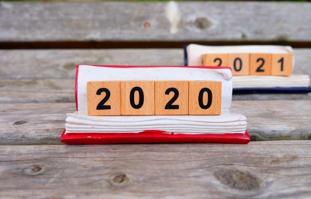 2020年に公開した記事で、1年間を振り返る