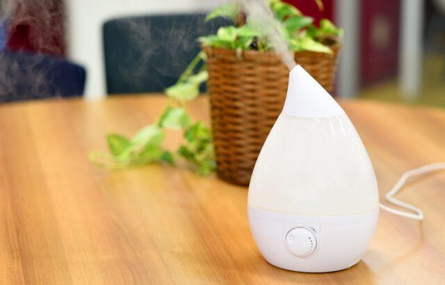 加湿器のお手入れはクエン酸で!おうちの空気を綺麗にしよう